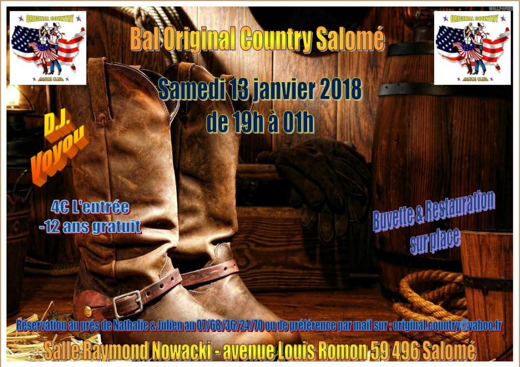 affiche original country